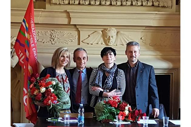 Tiziana Roncassaglia nuova segretaria Filctem-Cgil