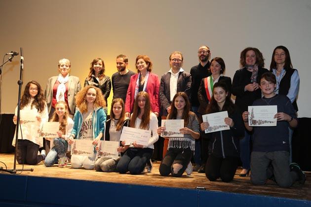 """Premiazione del concorso """"Silvia Lucchese""""… la colonna sonora della vita"""