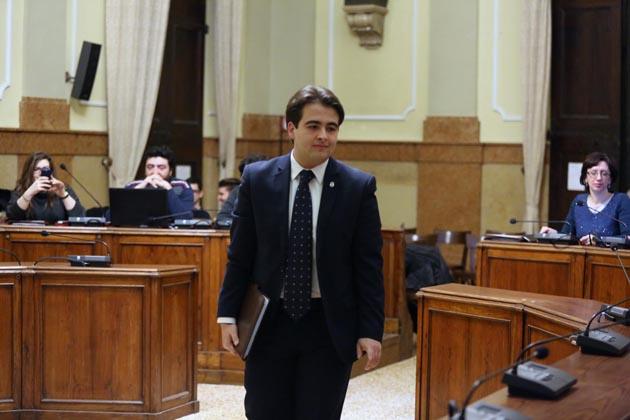 Nicolas Vacchi lascia il gruppo consigliare di Isv ed entra nel gruppo Misto