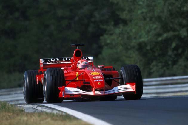 All'autodromo ritornano le auto da F1… in mostra al Museo
