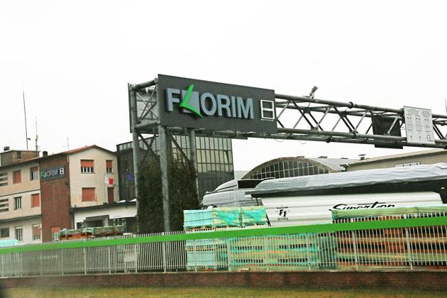 Un fabbrica 4.0 per i grandi formati Florim