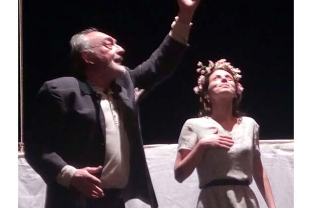 Eduardo, l'Amleto e un seminario teatrale
