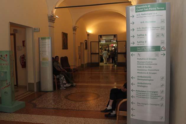 Una sede per Auser, Avod, Fanep e gli Onconauti nell'Ospedale di comunità