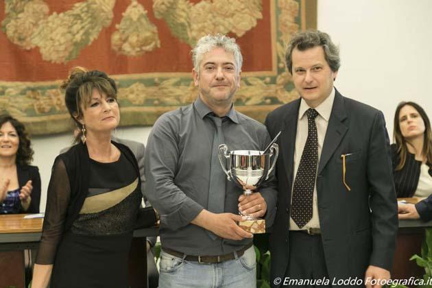 Un premio per lo scrittore di romanzi storici Alessandro De Francesco