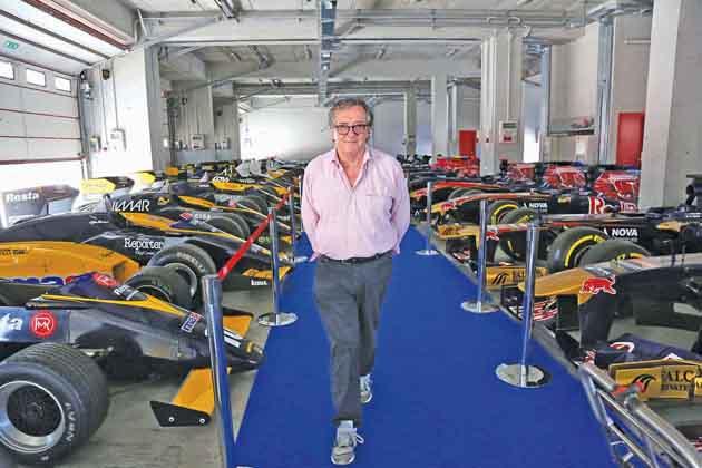 Minardi Day, due giorni nel mondo della Formula 1 con contorno di Max Gazzè