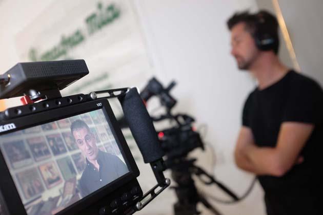 Nella serie di Sonne Film per Sky Arte sul liscio c'è anche Jovanotti