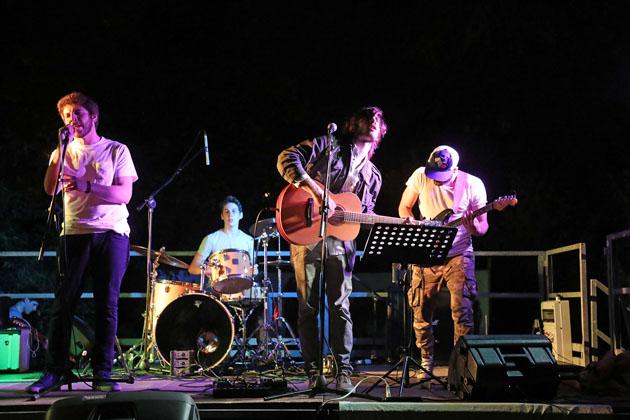 Gocce di musica, al termine della seconda serata, i Colimbo sono i finalisti