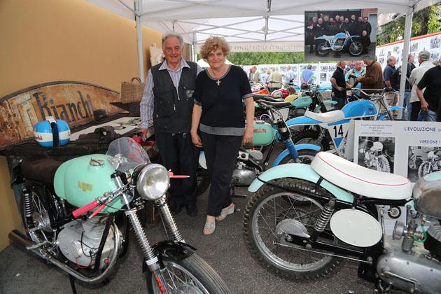 La Bottega Spadoni riapre…  per quattro giorni in mostra le moto d'epoca