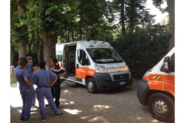 Guns N' Roses a Imola, la macchina della sanità: primo soccorso al Romeo Galli
