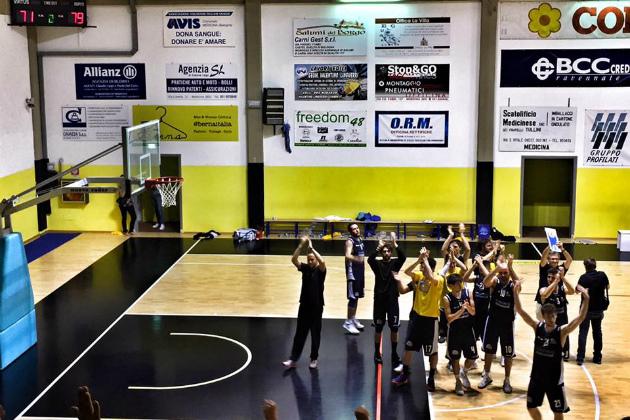 Basket: Medicina e Grifo sconfitte, alla bella in C silver e D contro Guelfo e Atletico