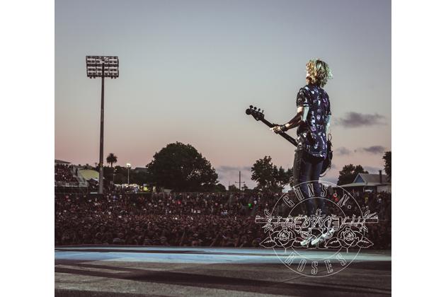 Guns N' Roses a Imola: modalità di afflusso e deflusso