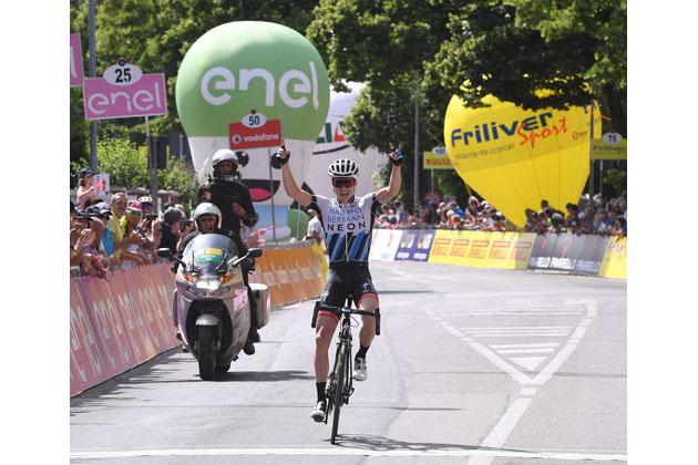 Giro d'Italia Under 23, la tappa di Imola vinta da Hagens Berman