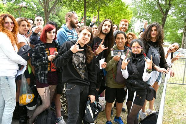 Guns N' Roses day a Imola, apertura dei cancelli e controlli