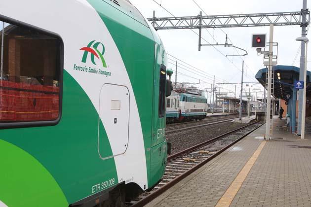 Treni, sabato 24 e domenica 25 lavori sulla Bologna – Rimini, cambi e cancellazioni
