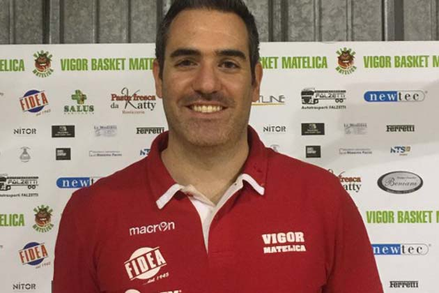 Davide Tassinari, nuovo coach Vsv