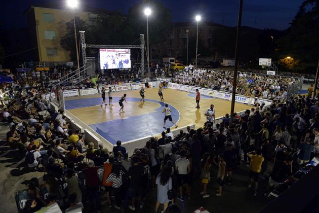 Il torneo 3×3 La Volta è un successo, oltre mille persone alle finali. Tra i Senior si confermano I foschi