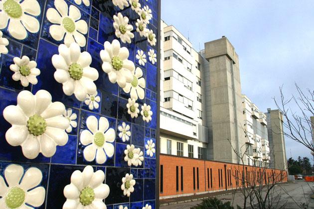 Riorganizzazione estiva dell'ospedale e in agosto finiscono i lavori al 6° piano