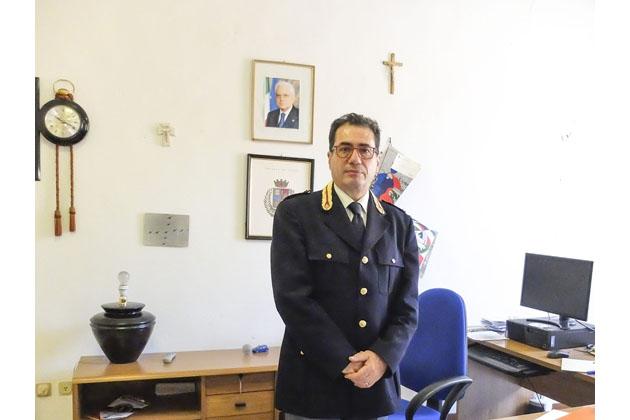 E' arrivato il nuovo dirigente del Commissariato di Imola, si chiama Michele Pascarella