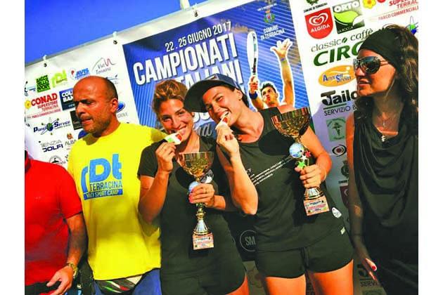 Titolo italiano per Giulia Gasparri nel beach tennis