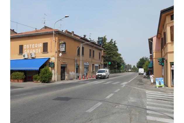 Il progetto della ciclabile lungo la via Emilia a Osteria Grande, opportunità con qualche lamentela