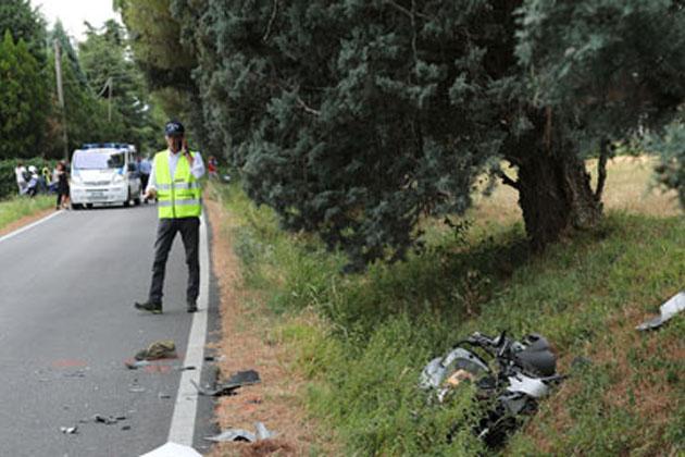 Incidente mortale in via Pasquala, automobilista negativo ai test su alcol e droga