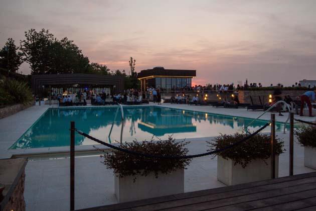 Due nuove Spa a Castel San Pietro Terme, il centro Dalla Palma e la Spa Fusion a Palazzo di Varignana