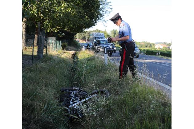 Due gravi incidenti nell'imolese, in entrambi i casi l'automobilista è scappato, denunciata una 23enne