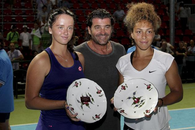 Tennis, gli Internazionali di Imola parlano slovacco con la vittoria di Viktoria Kuzmova