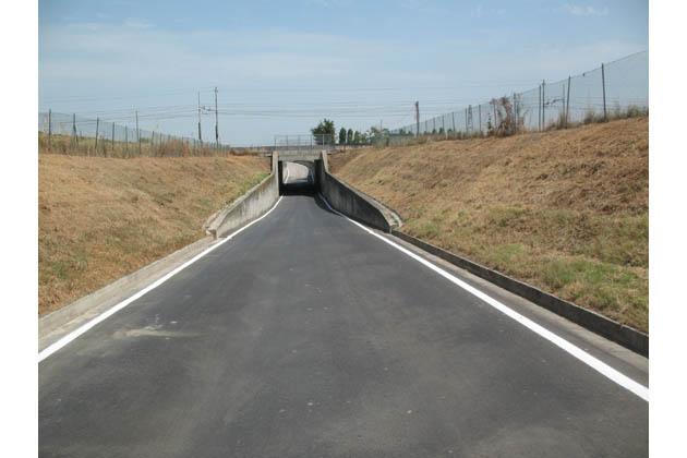 A Castello terminati i lavori per il sottopasso di via Ercolana