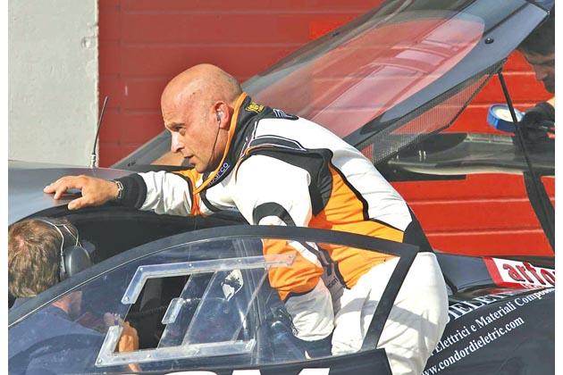 24 ore di Spa Francorchamps, in pista in Belgio anche l'imolese Gabriele Lanceri