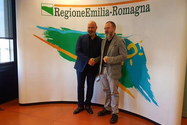 Lo scrittore mordanese Carlo Lucarelli è il nuovo presidente della Fondazione per le vittime dei reati