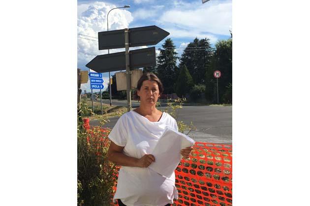 Troppi incidenti all'incrocio Correcchio-via Nuova, raccolte 800 firme