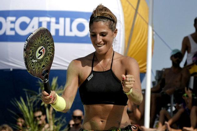 Beach tennis: Giulia Gasparri mondiale