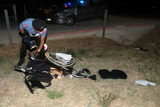 Grave incidente in via Valsellustra, morto un 48enne dozzese in carrozzina