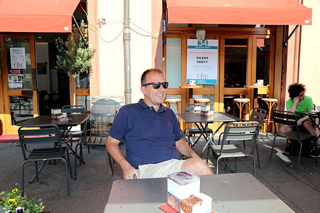 Basket, l'Andrea Costa si raduna a San Cassiano e cena in piazza