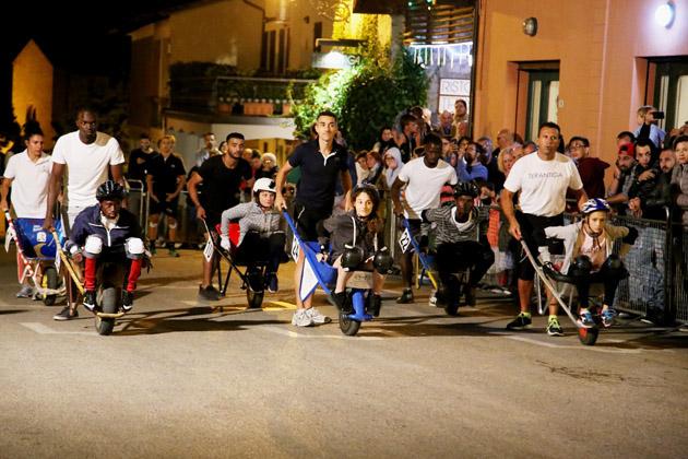 Il team Terantiga vince il 26° Gran Prix delle Carriole di Varignana