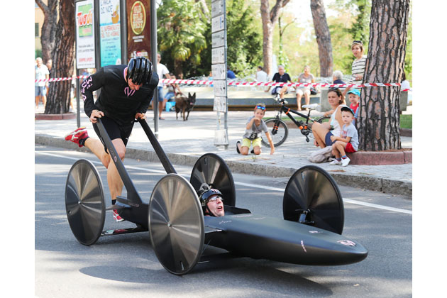 Carrera, rinviata per maltempo la Coppa Terme. Entro le ore 16 si deciderà per la Carrera autopodistica e la Carrera rosa