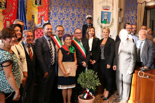 """Castel San Pietro ha un nuovo """"gemello"""", è il Comune abruzzese di Casoli"""