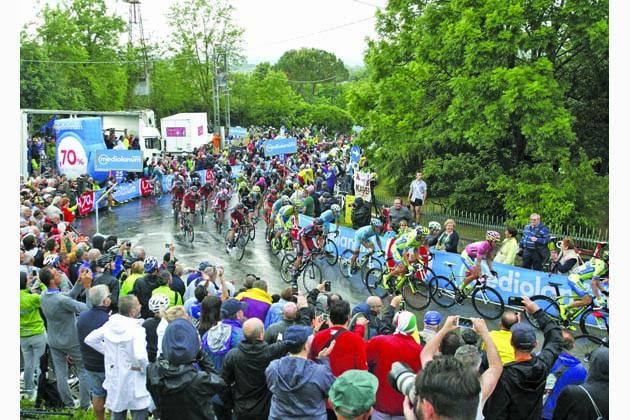 Il Giro d'Italia 2018 partirà in Israele e cresce l'attesa per una tappa a Imola