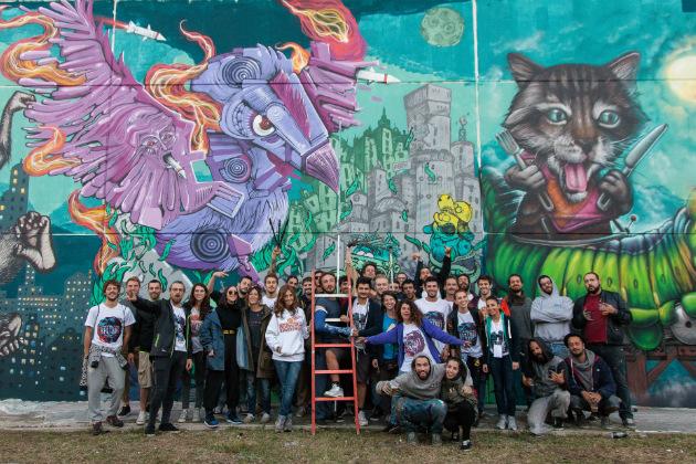 RestArt, 15.000 presenze per il festival di rigenerazione urbana