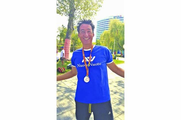 Nuoto, da Budapest ancora medaglie per i medicinesi Cocci e Coica