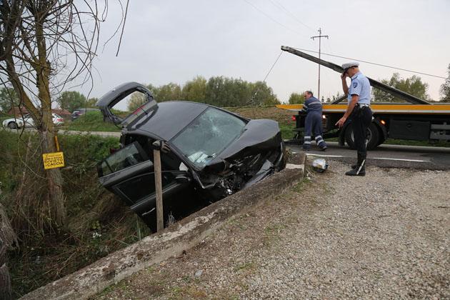 Grave incidente nel pomeriggio in via Correcchio. Morta una donna