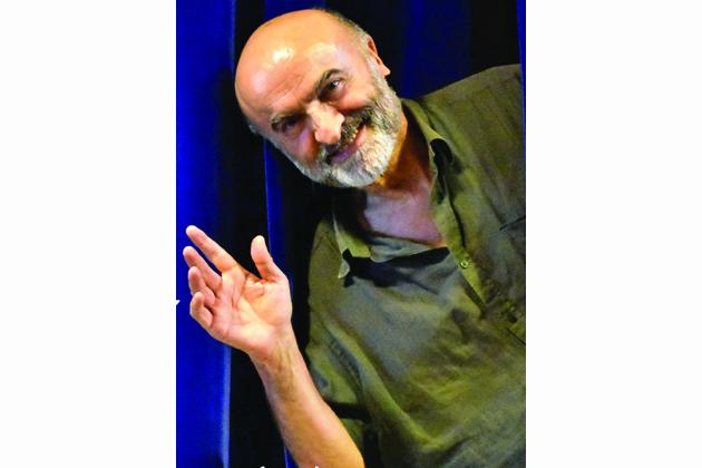 """Si ride con """"La classe"""" di Ivano Marescotti. Sul palco anche l'imolese Erika Maiardi"""