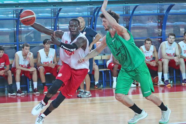 Basket A2: Imola sconfitta con onore a Trieste