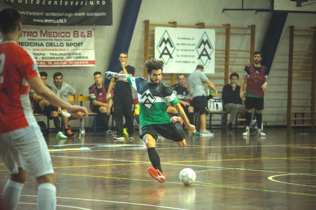 Futsal serie A, Imola-Castello regge un tempo, poi si inchina al Pescara