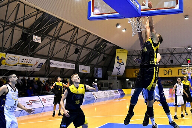 Basket Trofeo Ferrari, Virtus Spes Vis Imola vince a Santarcangelo e vola in semifinale