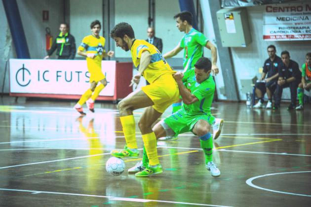 Futsal serie A, Imola-Castello si piega in casa contro il Napoli