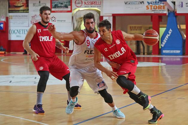 Basket A2, l'Andrea Costa sconfitta da Jesi in casa