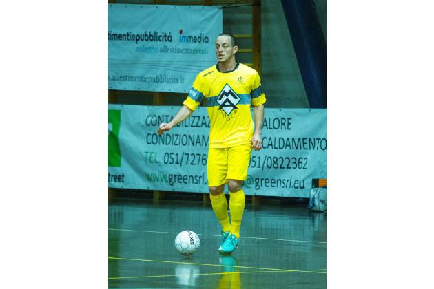 Futsal serie A, Imola-Castello scivolano contro il Cisternino