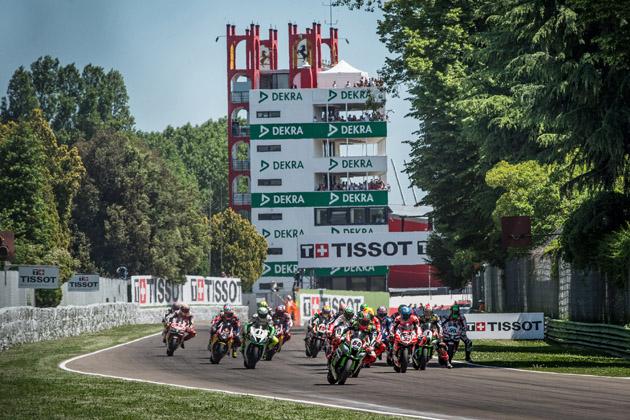 Superbike 2018, nel calendario Imola è a maggio (e spunta anche il superbiglietto)